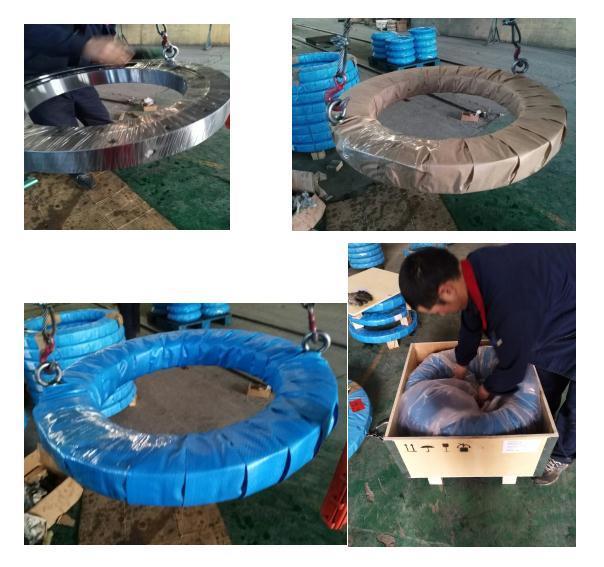 slewing bearing packing